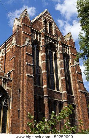 Corpus Christi Catholic Church In Brixton
