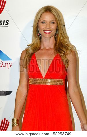 HOLLYWOOD - Ellen Hollman arrives at the 2013 Philhellenes Gala benefiting Praksis at the SkyBar on October 9, 2013 at the Mondrian Los Angeles, West Hollywood, CA.
