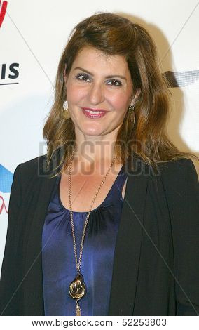 HOLLYWOOD -  Nia Vardalos arrives at the 2013 Philhellenes Gala benefiting Praksis at the SkyBar on October 9, 2013 at the Mondrian Los Angeles, West Hollywood, CA.