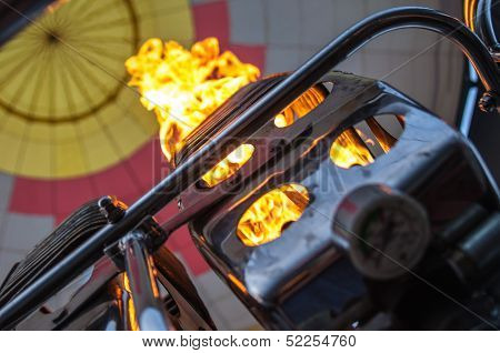 Heating The Air