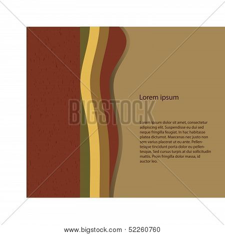 Brown tones background