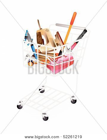 Auto Repair Tool Kits In Shopping Cart
