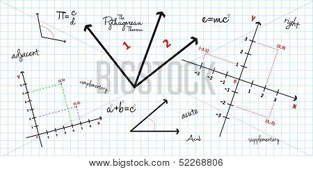 Mathematical Geometry Background