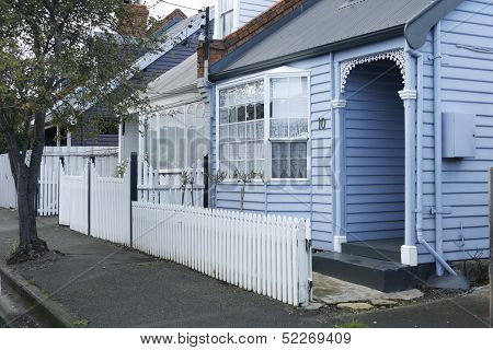 Weatherboard Cottage