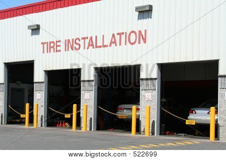 Tire Installation