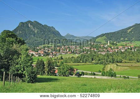 Pfronten,Allgaeu,Bavaria,Germany