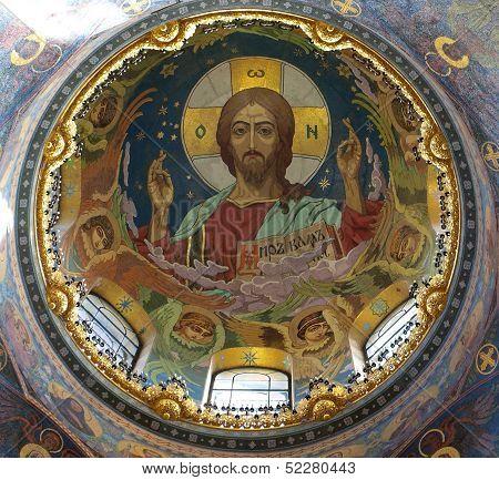 Spas-na-krovi cathedral