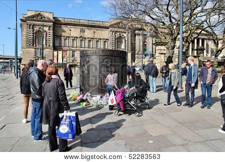 Liverpool - Hillsborough Memorial
