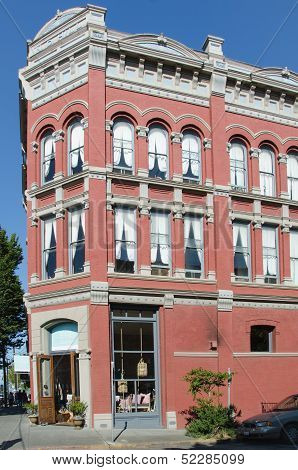 Historic hotel in Port Townsend