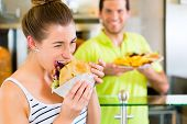 stock photo of kebab  - Doner kebab  - JPG