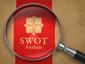 picture of swot analysis  - SWOT Analysis Concept - JPG