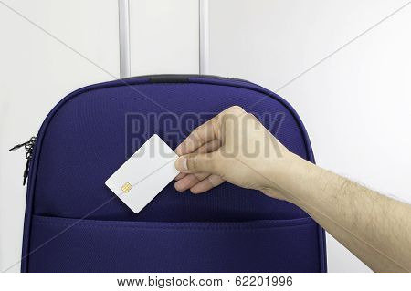 My Credit Card For My Trip