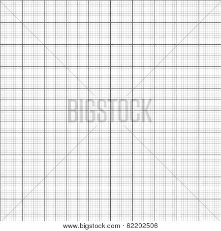 Gray grid paper