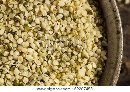 Organic Hulled Hemp Seeds