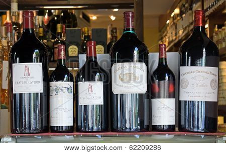 Antibes - Chateau Wines