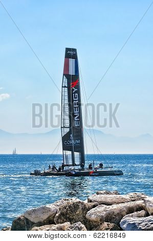 Energy Team Catamaran