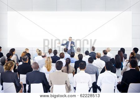 Large Business Presentation