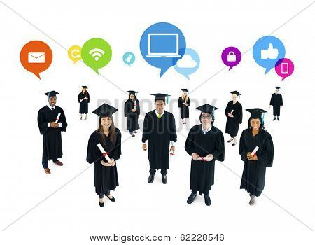 Graduating Students and Social Networking