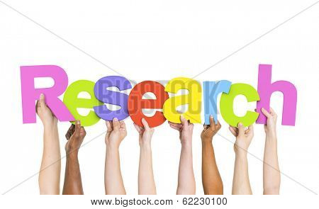 Variation of Hands Holding Research