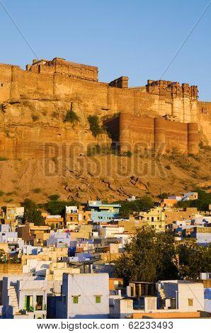 Mehrangarh Fort, Jodphur, India