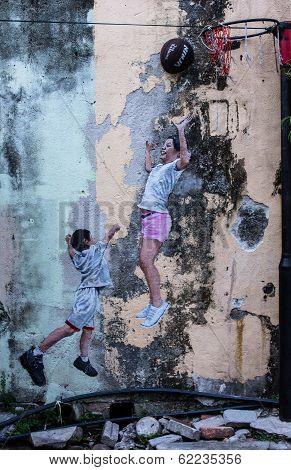 Street Mural Tittle