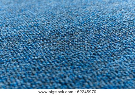 Close up of carpet texture