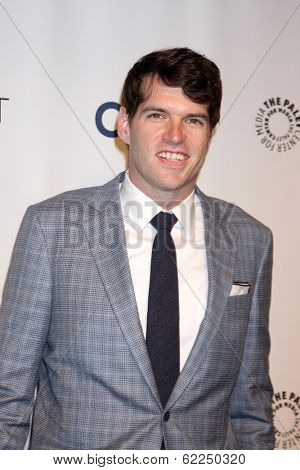 LOS ANGELES - MAR 27:  Timothy Simons at the PaleyFEST 2014 -