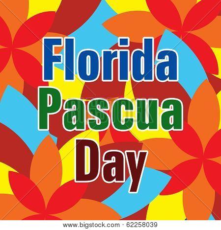Florida Pascua Day