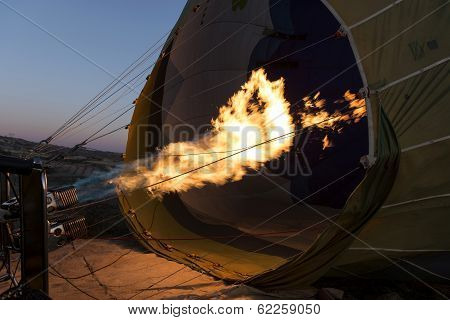 Hot Air Balloon Burners