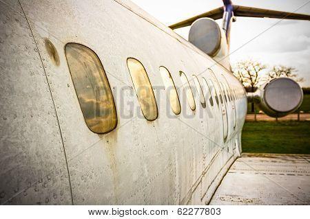 Aircraft Outside