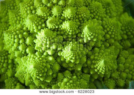 Cauliflower Romanesco.