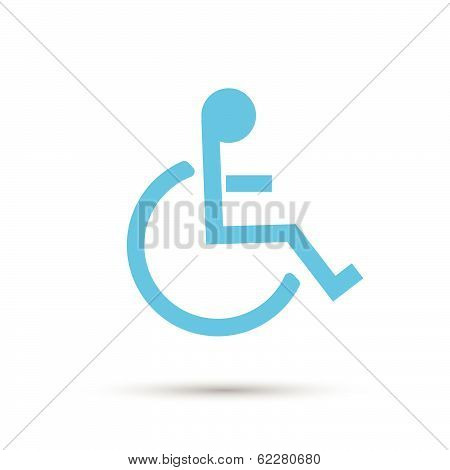 Wheelchair Illustration