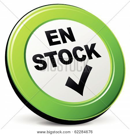 Vector French Stock Icon
