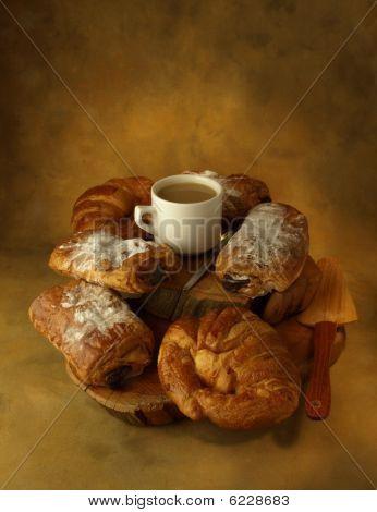 Breakfast or snack