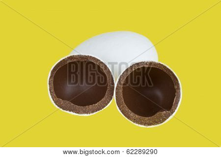 Candy Coated Easter Eggs
