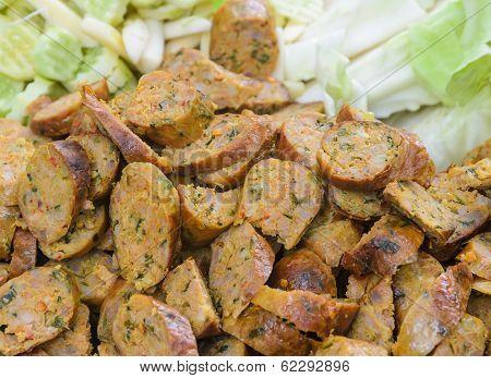 Thai Spicy Sausage