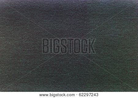 Abstract Spotty Texture On A Black Green Surface
