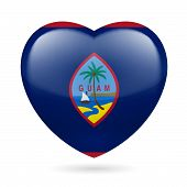 image of guam  - I love Guam - JPG