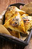 picture of samosa  - samosa - JPG