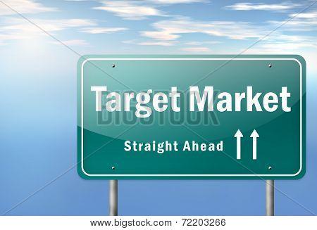 Highway Signpost Target Market