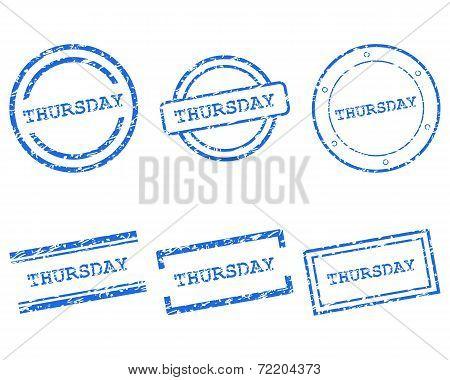 Thursday Stamps