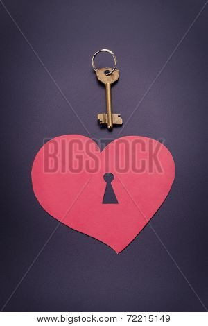 Key From The Heart