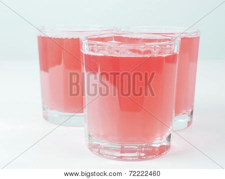 Pink Grapefruit Juice