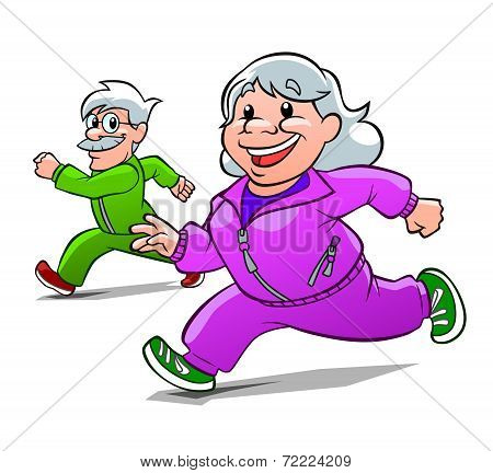 Eldery Athletes