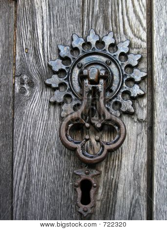 Church Door Handle