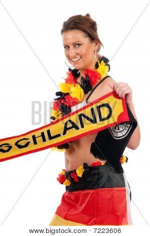 Sexy Soccer Fan