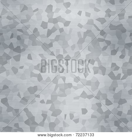 Galvanized Sheet Metal Seamless Generated Hires Texture