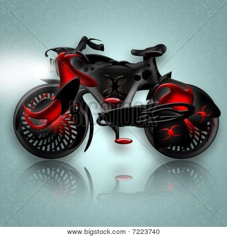 Black Knight Bicycle