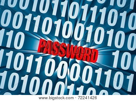Password Hidden In Computer Code
