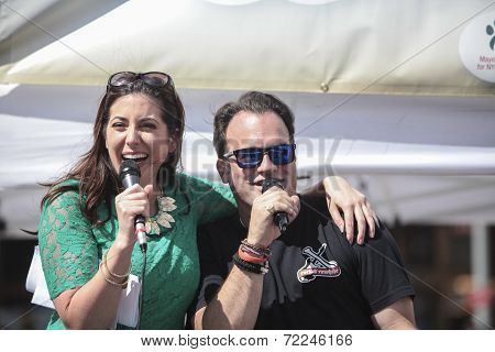 Adoptapalooza organizers address audience